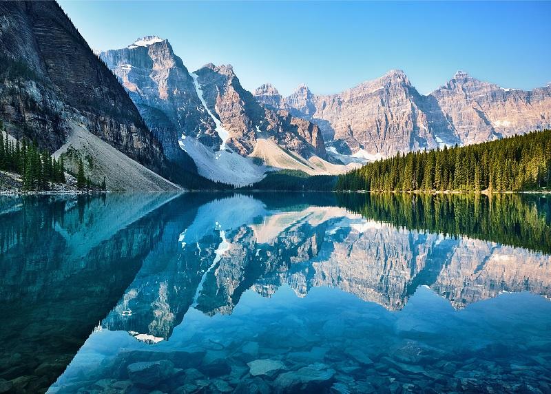 Moraine Lake Canada - John Lee
